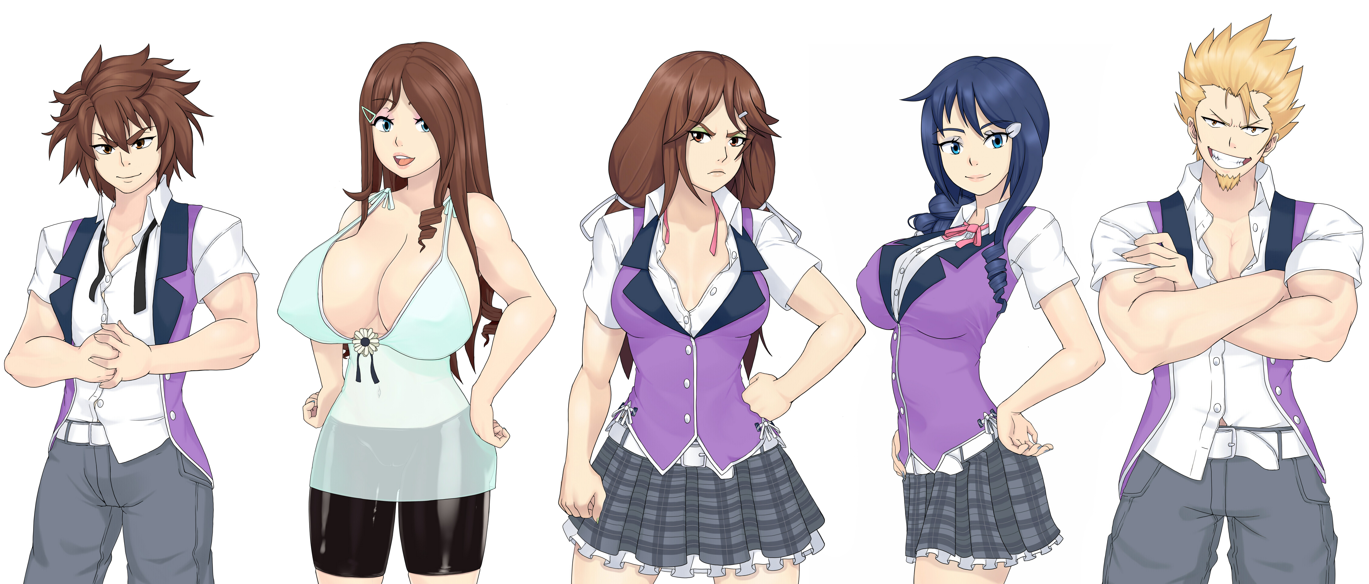 some swimsuit previews 4 | SpiralVortexPlay