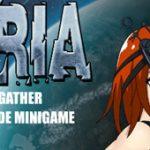 ARIA Gather minigame